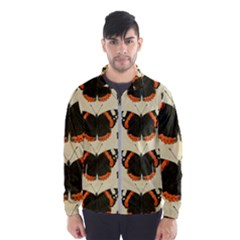Butterfly Butterflies Insects Wind Breaker (men)