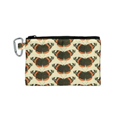 Butterfly Butterflies Insects Canvas Cosmetic Bag (small)