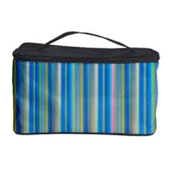 Colorful Color Arrangement Cosmetic Storage Case