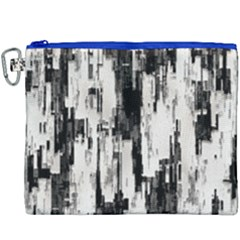 Pattern Structure Background Dirty Canvas Cosmetic Bag (xxxl)