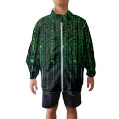 Matrix Communication Software Pc Wind Breaker (kids)