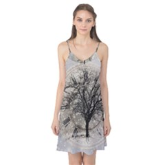 Snow Snowfall New Year S Day Camis Nightgown