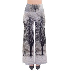 Snow Snowfall New Year S Day Pants