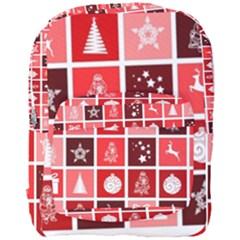 Christmas Map Innovative Modern Full Print Backpack