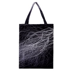 Flash Black Thunderstorm Classic Tote Bag