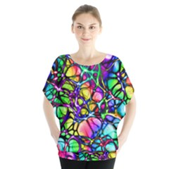 Network Nerves Nervous System Line Blouse