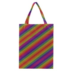 Spectrum Psychedelic Classic Tote Bag