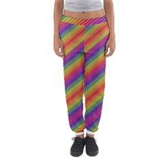 Spectrum Psychedelic Women s Jogger Sweatpants