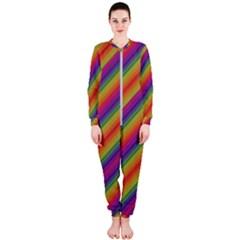 Spectrum Psychedelic Onepiece Jumpsuit (ladies)