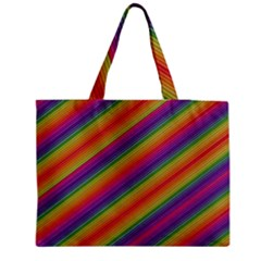 Spectrum Psychedelic Medium Tote Bag