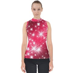 Christmas Star Advent Background Shell Top
