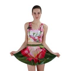 Roses 2 Mini Skirt