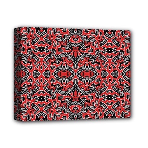 Exotic Intricate Modern Pattern Deluxe Canvas 14  X 11