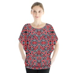 Exotic Intricate Modern Pattern Blouse