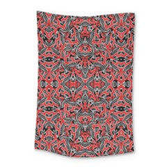 Exotic Intricate Modern Pattern Small Tapestry