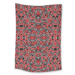Exotic Intricate Modern Pattern Large Tapestry