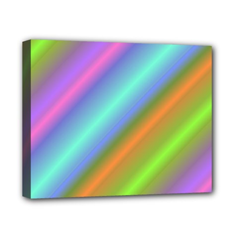 Background Course Abstract Pattern Canvas 10  X 8