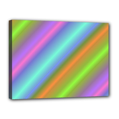 Background Course Abstract Pattern Canvas 16  X 12
