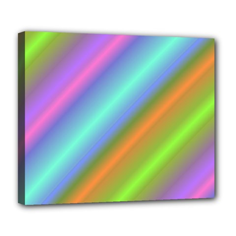 Background Course Abstract Pattern Deluxe Canvas 24  X 20
