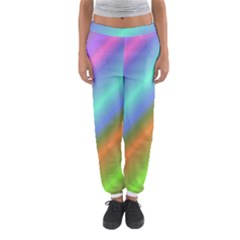 Background Course Abstract Pattern Women s Jogger Sweatpants
