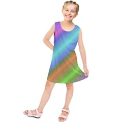 Background Course Abstract Pattern Kids  Tunic Dress