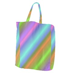 Background Course Abstract Pattern Giant Grocery Zipper Tote