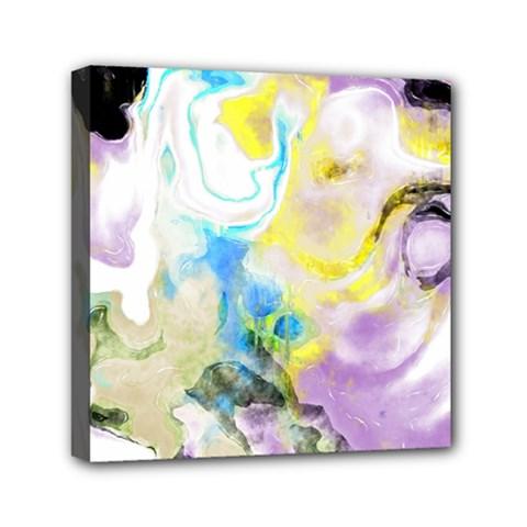 Watercolour Watercolor Paint Ink Canvas Travel Bag