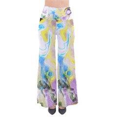 Watercolour Watercolor Paint Ink Pants