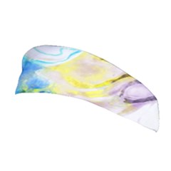 Watercolour Watercolor Paint Ink Stretchable Headband