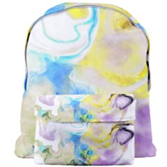 Watercolour Watercolor Paint Ink Giant Full Print Backpack