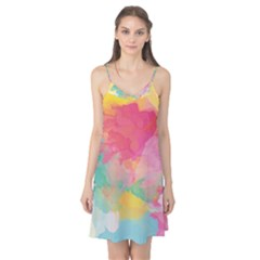 Watercolour Gradient Camis Nightgown