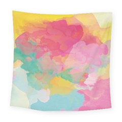 Watercolour Gradient Square Tapestry (large)