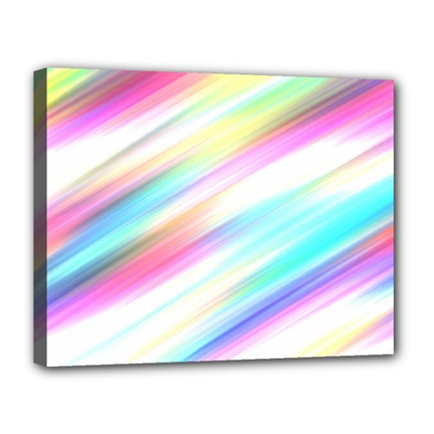 Background Course Abstract Pattern Canvas 14  X 11