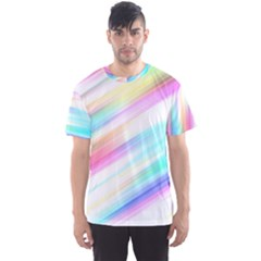 Background Course Abstract Pattern Men s Sports Mesh Tee