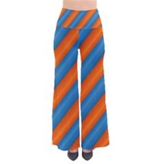 Diagonal Stripes Striped Lines Pants
