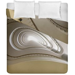 Staircase Berlin Architecture Duvet Cover Double Side (california King Size)
