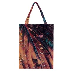 Abstract Wallpaper Images Classic Tote Bag