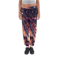 Abstract Wallpaper Images Women s Jogger Sweatpants