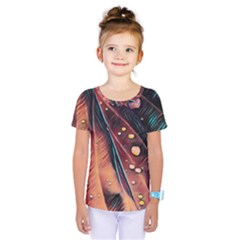 Abstract Wallpaper Images Kids  One Piece Tee