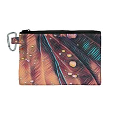 Abstract Wallpaper Images Canvas Cosmetic Bag (medium)