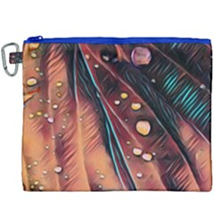 Abstract Wallpaper Images Canvas Cosmetic Bag (xxxl)