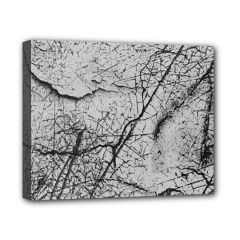 Abstract Background Texture Grey Canvas 10  X 8