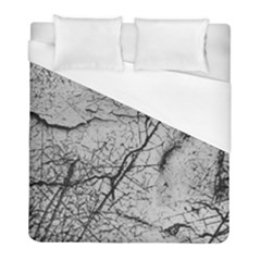 Abstract Background Texture Grey Duvet Cover (full/ Double Size)