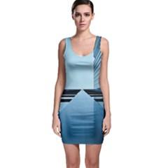 Architecture Modern Building Facade Bodycon Dress