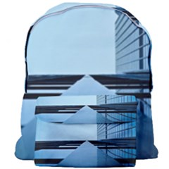 Architecture Modern Building Facade Giant Full Print Backpack