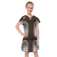 Church Window Church Kids  Drop Waist Dress
