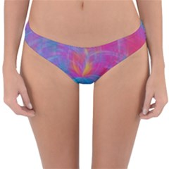 Abstract Fantastic Fractal Gradient Reversible Hipster Bikini Bottoms