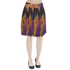 Graphics Imagination The Background Pleated Skirt