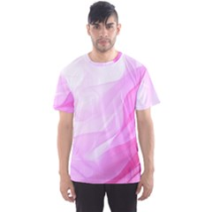 Material Ink Artistic Conception Men s Sports Mesh Tee