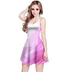 Material Ink Artistic Conception Reversible Sleeveless Dress